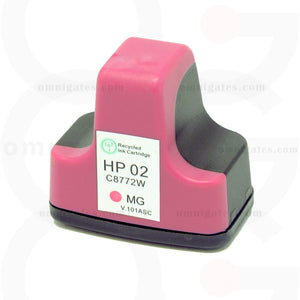 Magenta OGP Remanufactured HP C8772WN Inkjet Cartridge