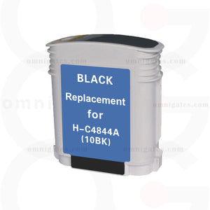 Black OGP Remanufactured HP C4844A Inkjet Cartridge
