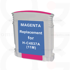Magenta OGP Remanufactured HP C4837AN Inkjet Cartridge
