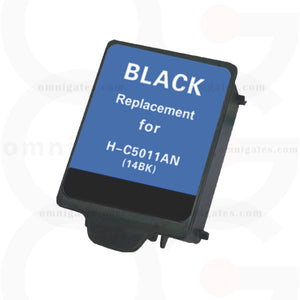 Black OGP Remanufactured HP C5011A Inkjet Cartridge