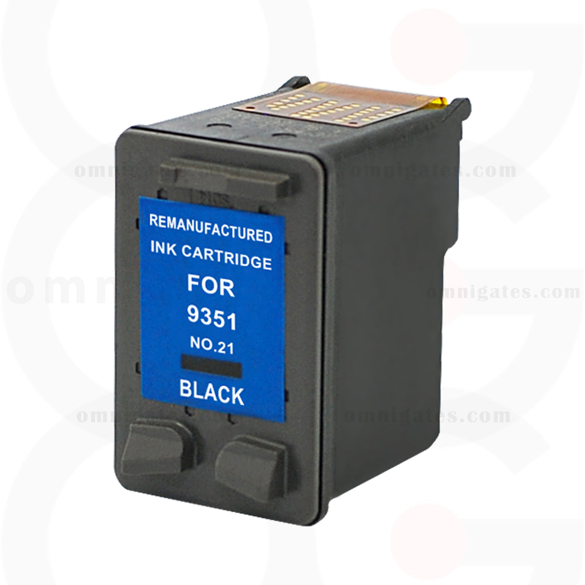 Black OGP Remanufactured HP C9351AN Inkjet Cartridge