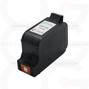 Color OGP Remanufactured HP C1823A Inkjet Cartridge