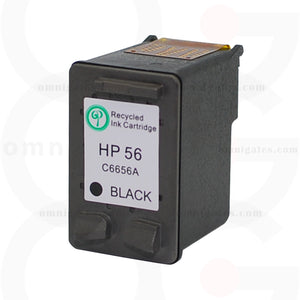 Black OGP Remanufactured HP C6656A Inkjet Cartridge