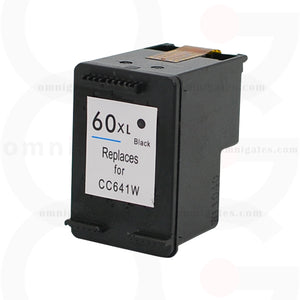 Black OGP Remanufactured HP CC641WN Inkjet Cartridge