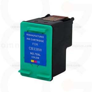 Color OGP Remanufactured HP CB338WN Inkjet Cartridge