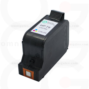 Color OGP Remanufactured HP C6578DN Inkjet Cartridge