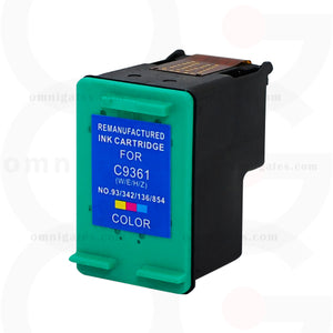 Color OGP Remanufactured HP C9361WN Inkjet Cartridge