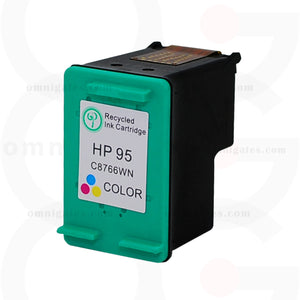 Color OGP Remanufactured HP C8766WN Inkjet Cartridge