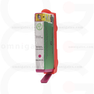 Magenta OGP Remanufactured HP CB324WN Inkjet Cartridge