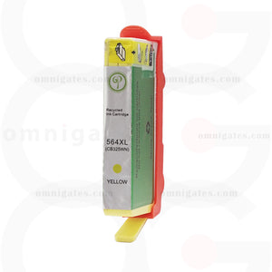 Yellow OGP Remanufactured HP CB325WN Inkjet Cartridge