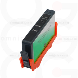 Black OGP Remanufactured HP CB322WN Inkjet Cartridge