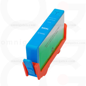 Cyan OGP Remanufactured HP CD972AN Inkjet Cartridge