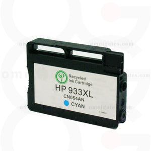 Cyan OGP Remanufactured HP CN054AN Inkjet Cartridge