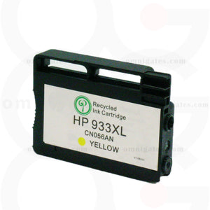 Yellow OGP Remanufactured HP CN056AN Inkjet Cartridge