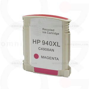 Magenta OGP Remanufactured HP C4908AN Inkjet Cartridge