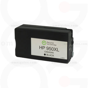 Black OGP Remanufactured HP CN045AN Inkjet Cartridge