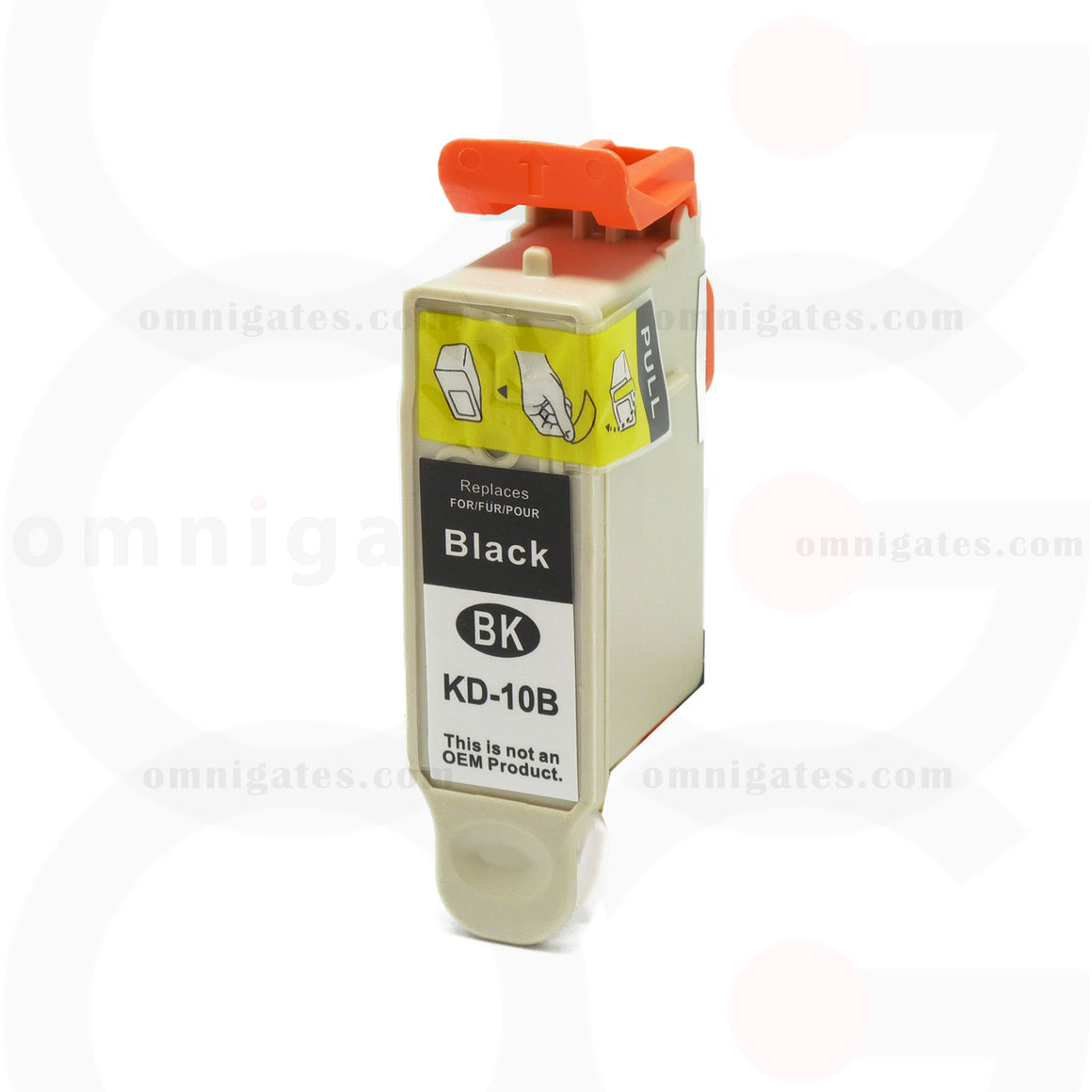 Black OGP Compatible Kodak 8891467 Inkjet Cartridge