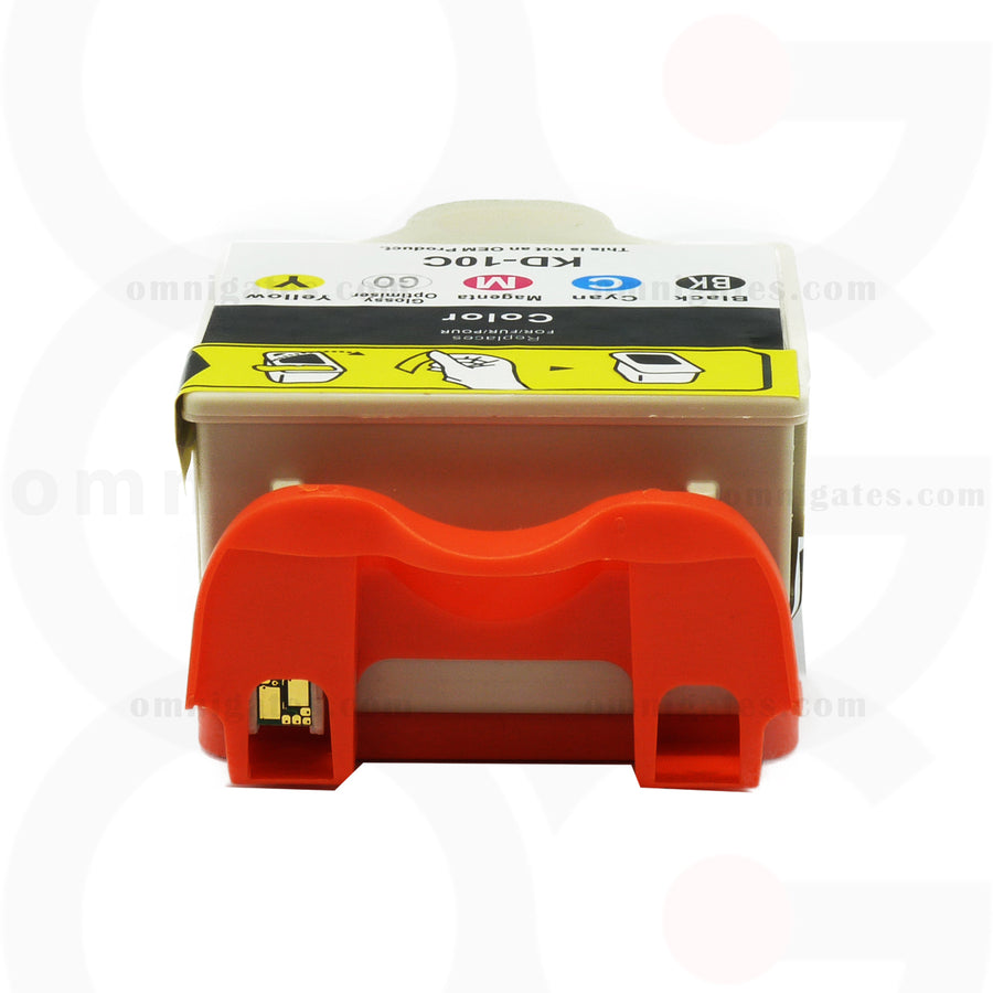 Front view of color OGP Compatible Kodak 1935766 Inkjet Cartridge