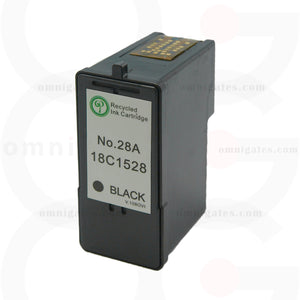 Black OGP Remanufactured Lexmark 18C1528 Inkjet Cartridge