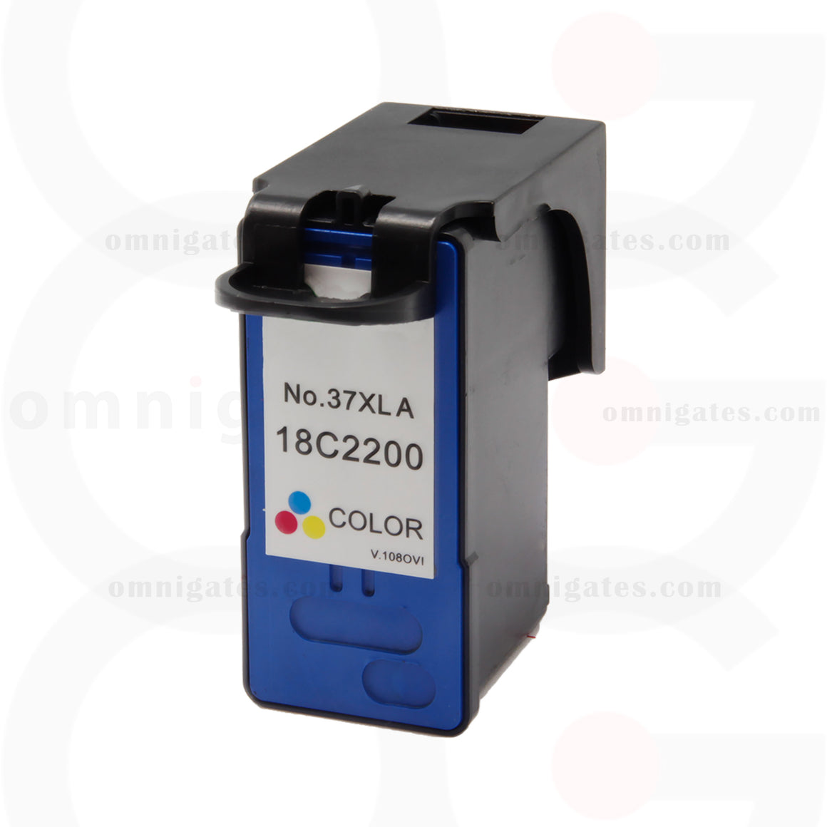 Color OGP Remanufactured Lexmark 18C2200 Inkjet Cartridge