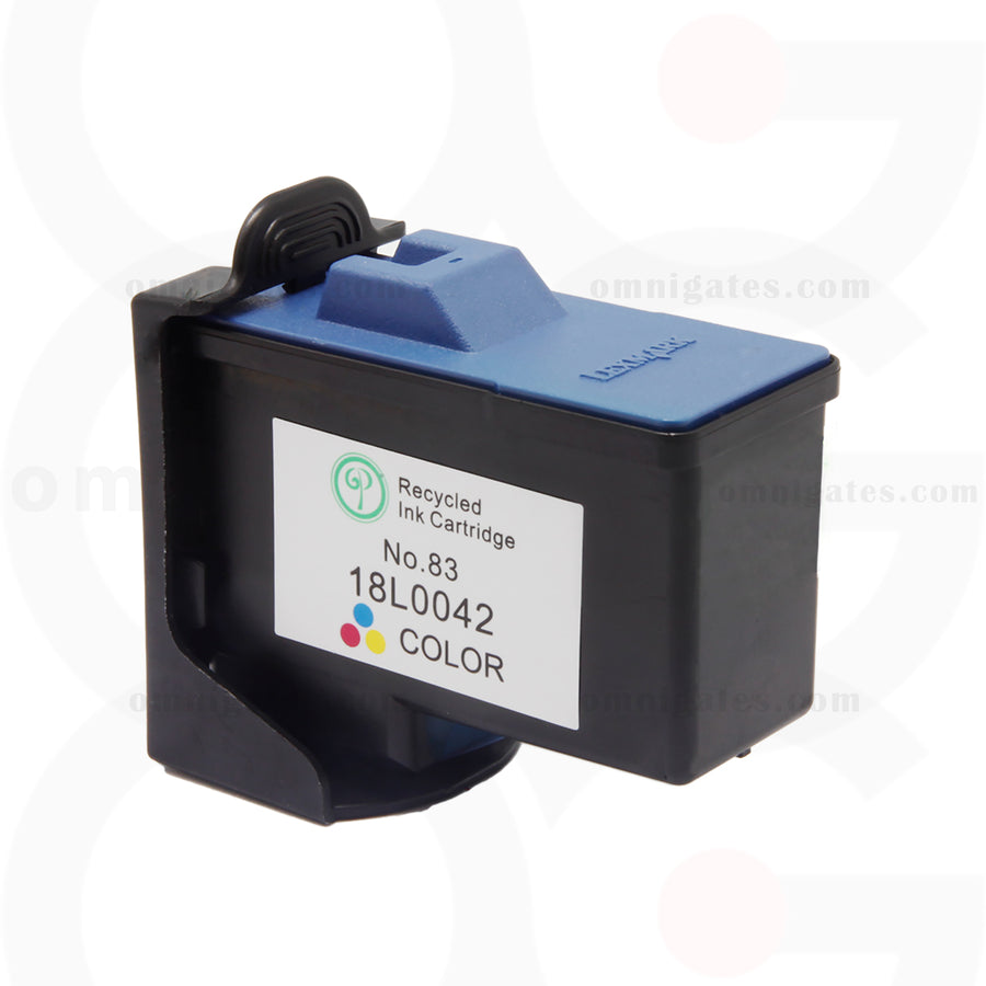 Color OGP Remanufactured Lexmark 18L0042 Inkjet Cartridge