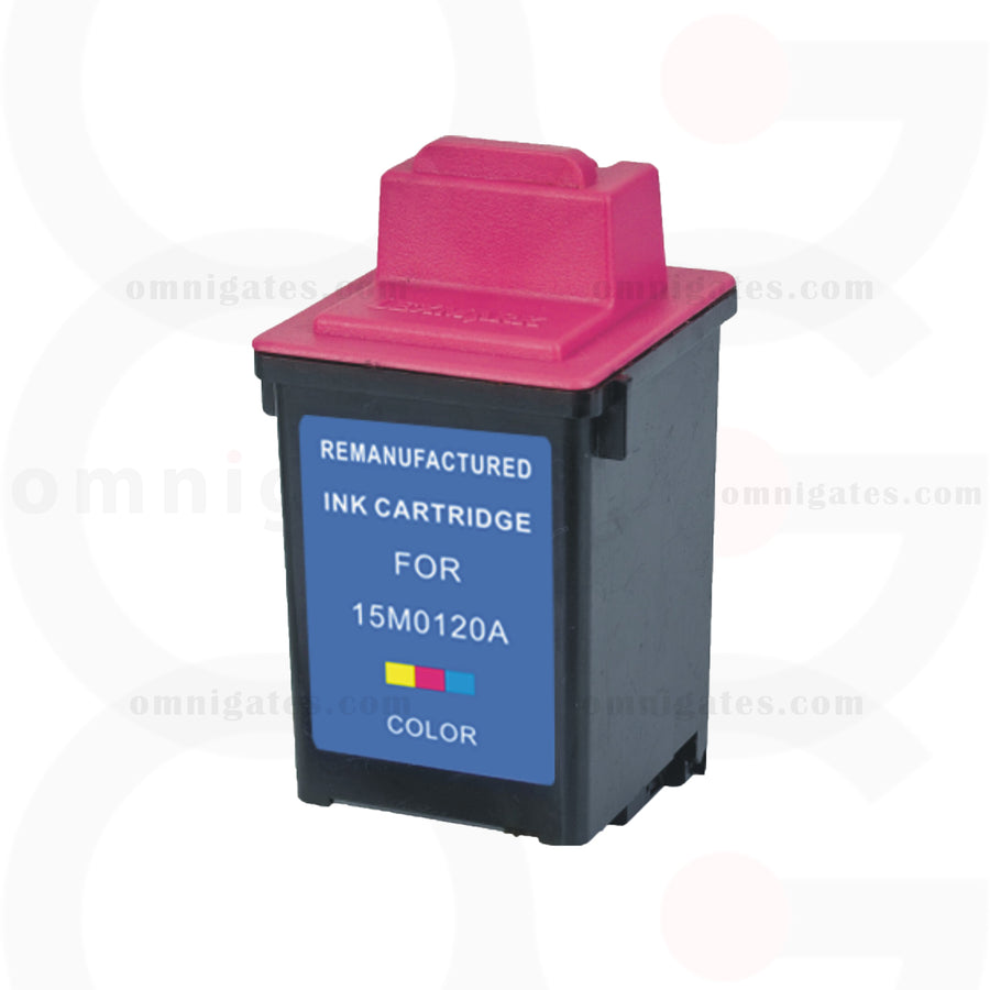 Color OGP Remanufactured Lexmark 15M0120 Inkjet Cartridge