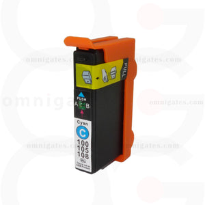 Cyan OGP Compatible Lexmark 14N1093 Inkjet Cartridge