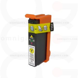 Yellow OGP Compatible Lexmark 14N1095 Inkjet Cartridge