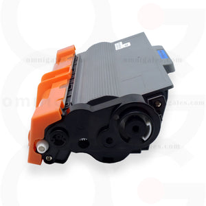 side view of black OGP Compatible Brother TN750 Laser Toner Cartridge