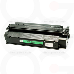 front view of black OGP Remanufactured Canon S35/FX8 Laser Toner Cartridge