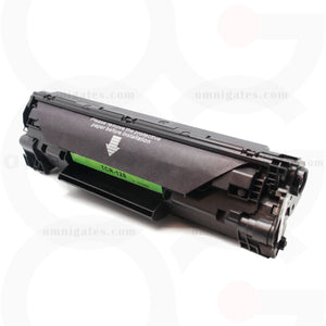 black OGP Compatible Canon 128 (CE278A) Laser Toner Cartridge