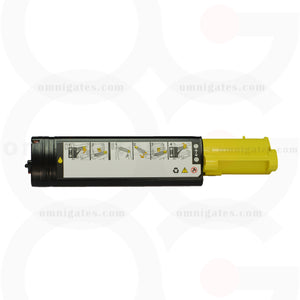 yellow OGP Remanufactured Dell 310-5729 (TDR 3100Y) Laser Toner Cartridge