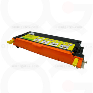 yellow OGP Remanufactured  Dell 310-8402 (TDR 3115Y) Laser Toner Cartridge