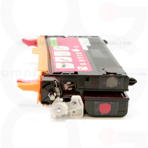 side view of magenta OGP Remanufactured Dell 330-1200 (TDR 3130M) Laser Toner Cartridge