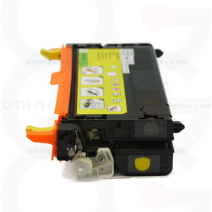 side view of yellow OGP Remanufactured Dell 330-1204 (TDR 3130Y) Laser Toner Cartridge