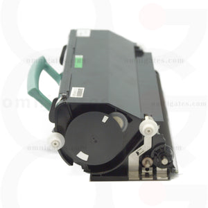 side view of black OGP Remanufactured Dell 330-2649/330-2650 (TDR 2330/2350) Laser Toner Cartridge