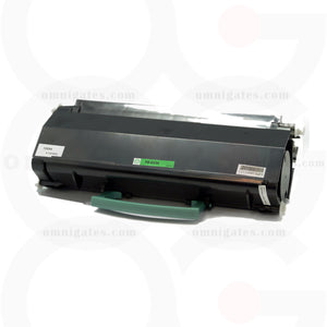 front view of black OGP Remanufactured Dell 330-2649/330-2650 (TDR 2330/2350) Laser Toner Cartridge