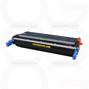 yellow OGP Remanufactured HP C9732A Laser Toner Cartridge
