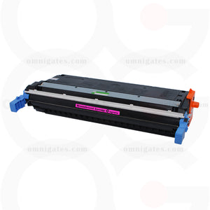 magenta OGP Remanufactured HP C9733A Laser Toner Cartridge