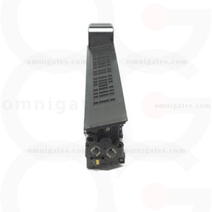 side view of yellow OGP Remanufactured HP CB382A Laser Toner Cartridge