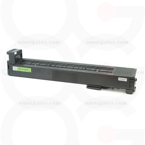 front view yellow OGP Remanufactured HP CB382A Laser Toner Cartridge