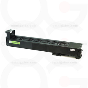 front view of magenta OGP Remanufactured HP CB383A Laser Toner Cartridge