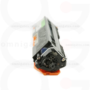 side view of cyan OGP Remanufactured HP CE311A Laser Toner Cartridge