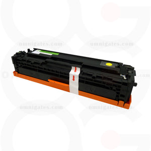 yellow OGP Remanufactured HP CE322A Laser Toner Cartridge