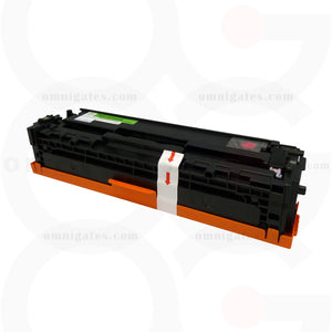 magenta OGP Remanufactured HP CE323A Laser Toner Cartridge