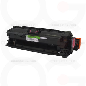 magenta OGP Remanufactured HP CE403A Laser Toner Cartridge