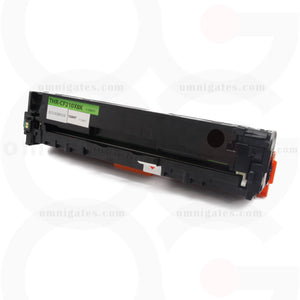 black OGP Remanufactured HP CF210X Laser Toner Cartridge