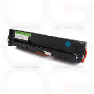 cyan OGP Remanufactured HP CF211A Laser Toner Cartridge