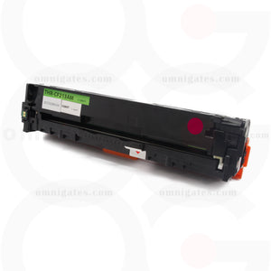 magenta OGP Remanufactured HP CF213A Laser Toner Cartridge