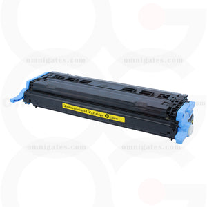 yellow OGP Remanufactured HP Q6002A Laser Toner Cartridge